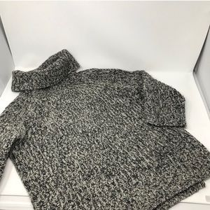 Madewell Cowl Neck Wool Sweater Size S